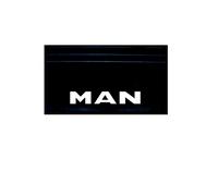 Брызговики задние с оттиском MAN 650х350 комплект/2101IT MAN