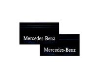 Брызговик задний Мерседес с оттиском 650х350/2104-1002/2104 MERCEDES-BENZ
