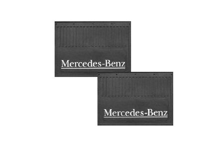 Брызговики задние для грузовика Мерседес 5т 500х370/2105/2105-1032