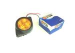 Габаритный фонарь светодиодный 12-24V желтый/L0036/2107