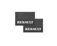 Брызговики задние для грузовика Renault 5т 500х370/2119-1031/2119