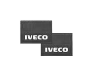 Брызговики задние для грузовика Iveco 5т 500х370/2126/2126-1034