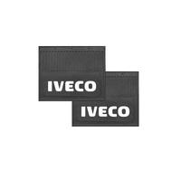 Брызговики задние микроавтобус IVECO 470х370/2131/2131-1054
