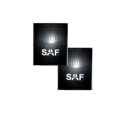 Брызговики на прицеп с надписью SAF (400х500)/2135-1064/2135