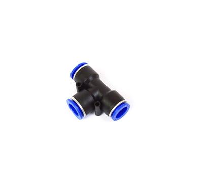 Аварийный переходник (спасатель) тройной на воздушные шланги PUT 10 mm /JC-034-PUT-10/2172
