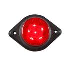 Габаритный фонарь светодиодный 12-24V красный/L0036/2200
