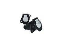 Электроразъем (ABS) пластиковый мама на 7 разъемов/2311