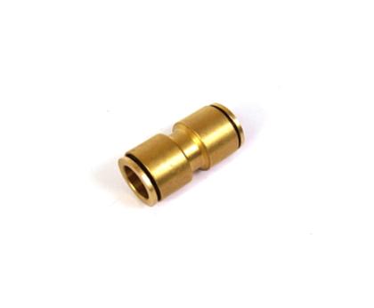 Аварийный разъем метал. PUC.  06 mm, Ф6/2338