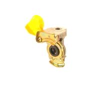 Клапан воздушный желтый 16 х 1,5 SAMER (3823)S 010-02/2379
