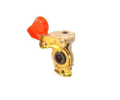 Клапан воздушный красн.. 16 х 1,5 SAMER (3823)S 010-01/2384