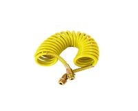 Шланг воздушный 16х1,5 (желтый) 5,5 м./2389