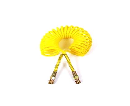 Шланг воздушный 22х1,5 (желтый)  5.5 м. JC-004 /2395