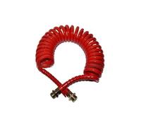 Шланг воздушный полиамид. красный М22х1,5 SAMER S 180-306A/2399