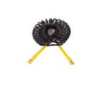 Шланг воздушный черный 16х1,5 (желтый) 7,5м. JC-009 /2401