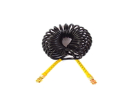 Шланг воздушный черный 16х1,5 (желтый) 5,5м. JC-009 /2400