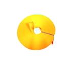 Лента полиэфирная, техническая, оранжевая/2421