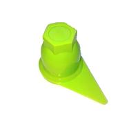 Защитный колпачок-стрелка на гайки салатневый/1409-2431