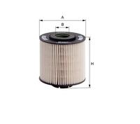 Фильтр топливный Мерседес Атего/2450 MERCEDES-BENZ