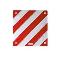 Табличка объемный негабаритный груз метал/светоотражающая  350Х350 мм/2463