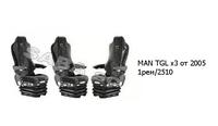 Чехлы MAN TGL x3 от 2005 1рем/2510 MAN