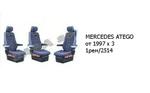 Чехлы MERCEDES ATEGO от 1997 x 3 1рем/2514