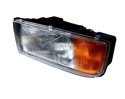 Фара Mercedes Axor-Actros (1996-2003) с поворотом желтым/505576/1382