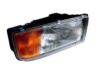 Фара Mercedes Axor-Actros (1996-2003) с поворотом желтым/505575/1383