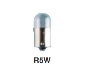 Лампочка HELLA 24V R5W/2589