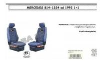 Чехлы на сиденья MERCEDES 814-1324 от 1992 1+1/2592 MERCEDES-BENZ