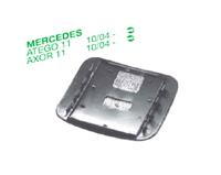 Зеркало дополнительное Мерседес Атего 2, Аксор 2 (2004-) вставка с подогревом/2603 MERCEDES-BENZ