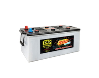 Автомобильный аккумулятор ZAP Truck SHD (180 А/ч)/3123 ZAP