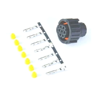 Патрончик для подключения  заднего фонаря/M680045/2626