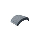 Крышка заднего колеса MERCEDES ACTROS MPI/2746 MERCEDES-BENZ