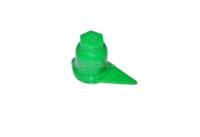 Защитный колпачок с указателем на гайки 32 зеленый/2833