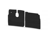 Комплект резиновых ковриков для MAN 8.153,L2000 1994-2005/1663/00711/2834 MAN