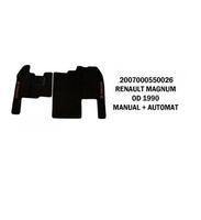 Коврик велюр RENAULT MAGNUM 1990-1996 manual+automat/3008 RENAULT