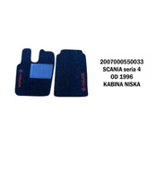 Коврик велюр SCANIA 114 G от 1996 низкая кабина/3017 SCANIA