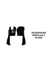 Коврик велюр SCANIA G от 2009/3021 SCANIA