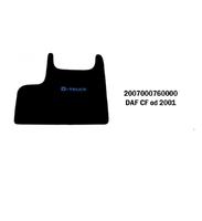 Коврики велюровые середина DAF CF от 2001/3037 DAF