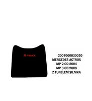 Коврики велюровые середина MERCEDES ACTROS MP II от 2004, MP III от 2008 с выступом двигателя MERCEDES-BENZ