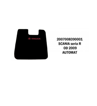 Коврики велюровые середина SCANIA  R от 2009 automat