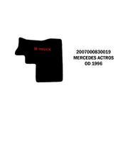 Коврики велюровые середина SCANIA G от 2009 manual SCANIA