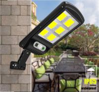 Настенный фонарь прожектор на солнечной батарее Solar Smart LED(11558)