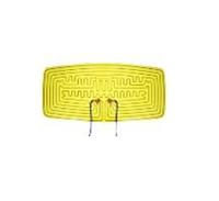 Элемент подогрева зеркала изолированный 12-24V (410 мм х 195 мм)/PL-005/3289