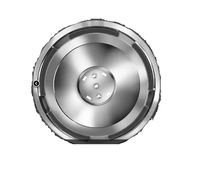 Колпак колеса 22,5 Delikli (никель) задний/3367