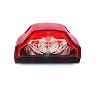 """Подсветка номера типа """"Interplast"""" красная диодная LED/AT-1250/350"""