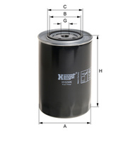 Фильтр топливный для Iveco/3677 IVECO