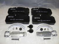 Тормозные колодки для MB ATEGO, MAN M2000, SAF/3684 MERCEDES-BENZ