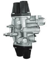 Клапан тормозной для Wabco, EVOBUS, KOGEL, MAN, SCANIA, Mercedes, DAF/3708 Wabco