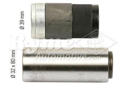 Р, к суппорта (направляющая + пыльни к) KNORR SN6, SB7/3801